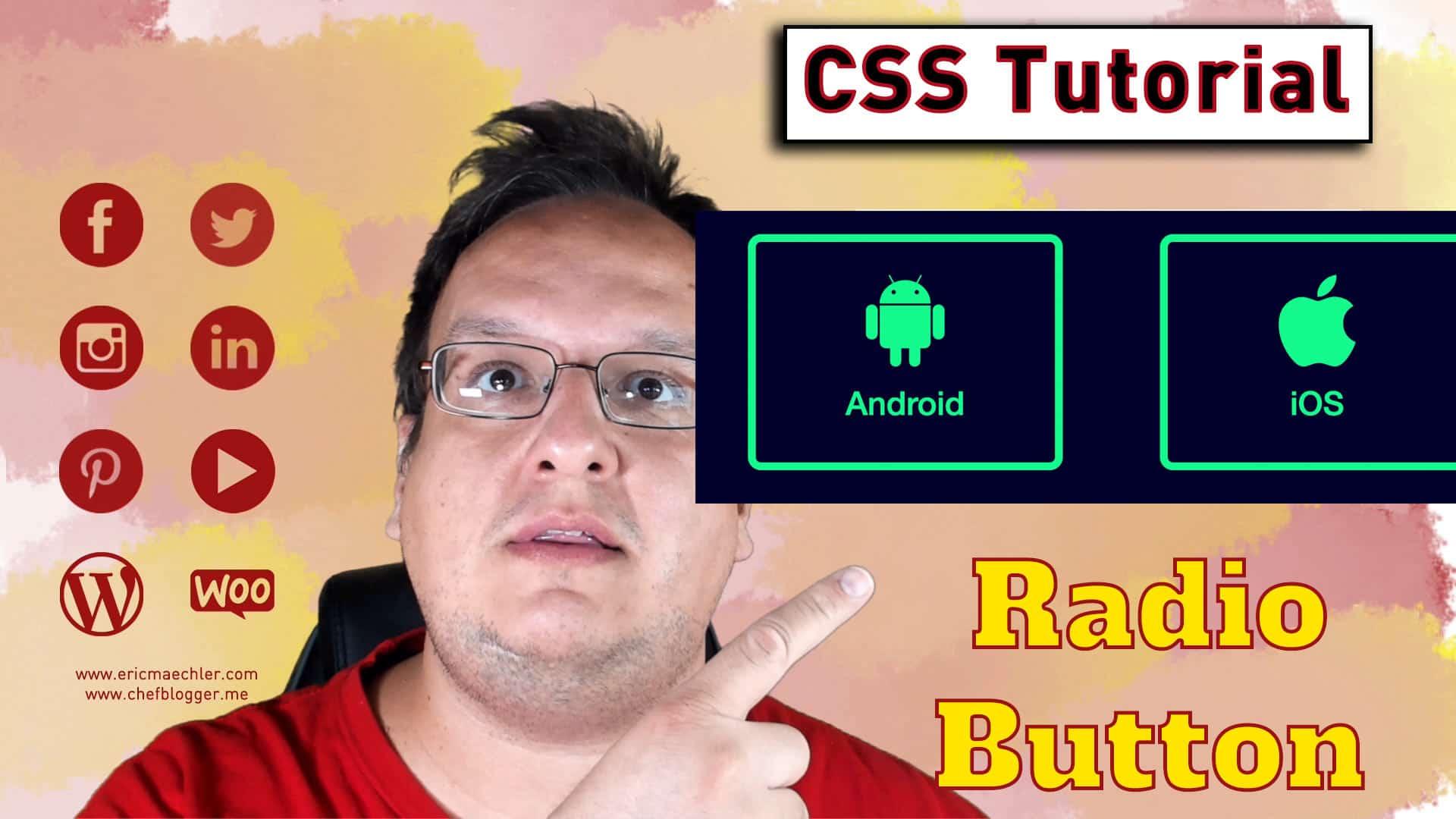How To Hack a Formular: Radio Button hacken leicht gemacht (Nur CSS und HTML) [Anleitung / Tutorial]