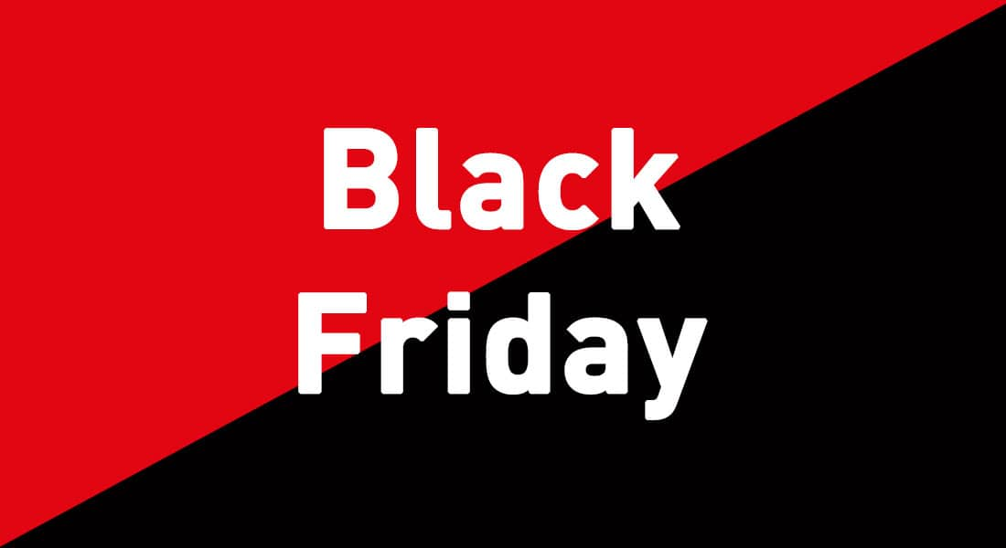 Spannende Black Friday Angebote