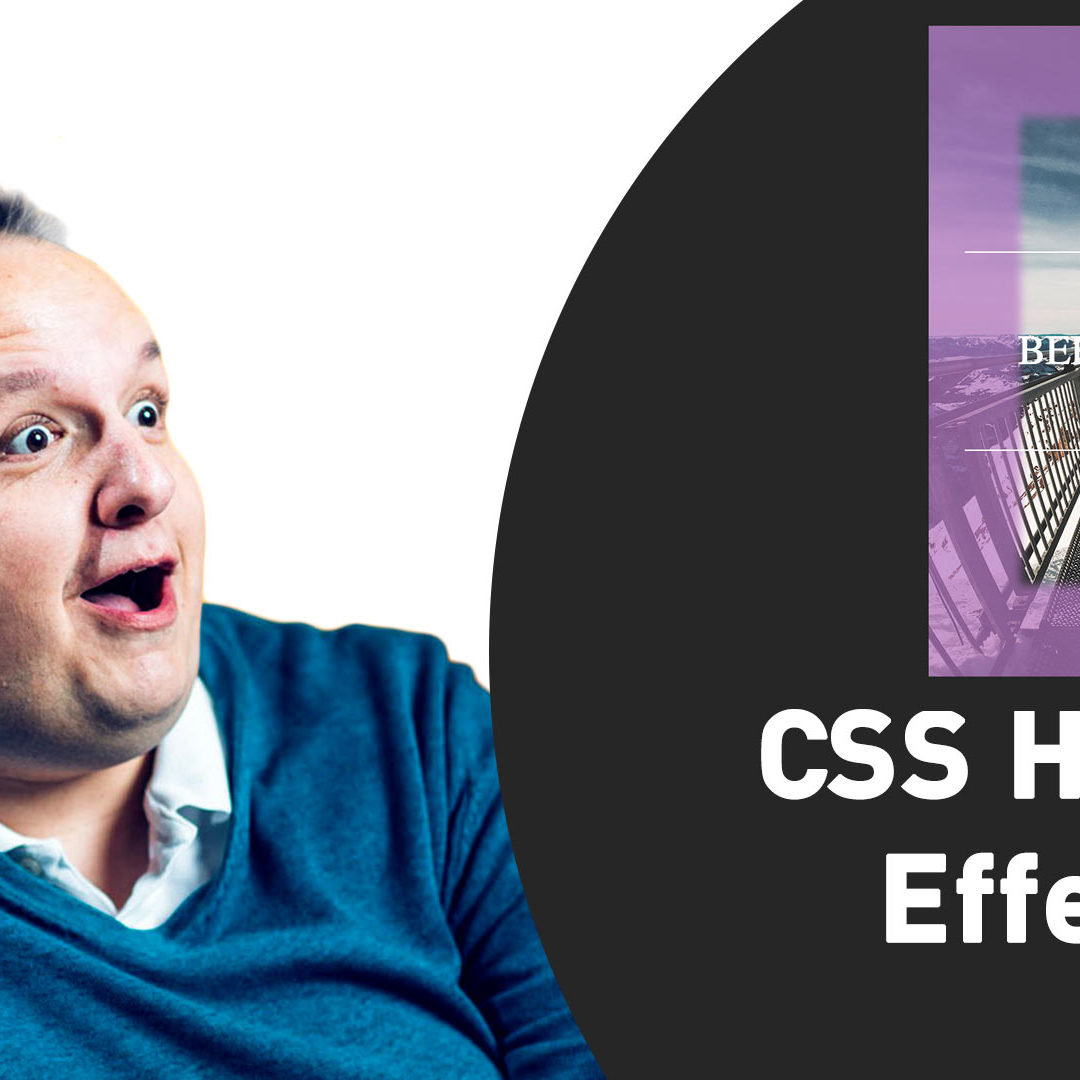 Genialer CSS Mouse Hover Effect