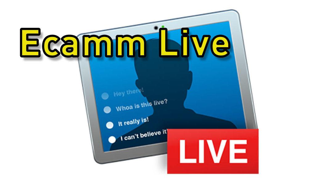 Ecamm Live: Wie man einen Gast in Ecamm Live einbinden kann ohne dass er ein Skype Konto besitzen muss