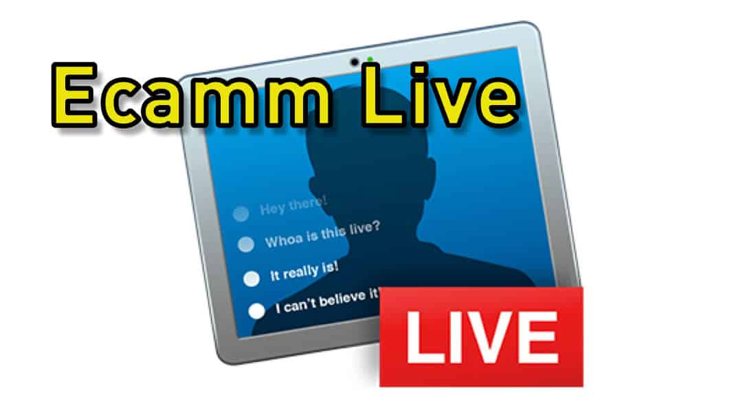 Ecamm Live in Aktion #CyberMonday