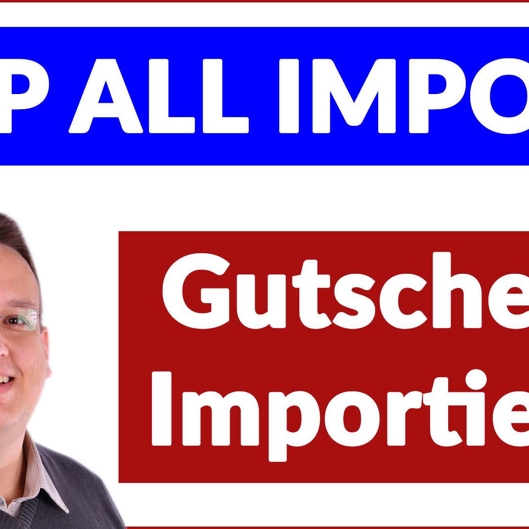 WooCommerce Gutscheine mit WP All Import in WordPress importieren