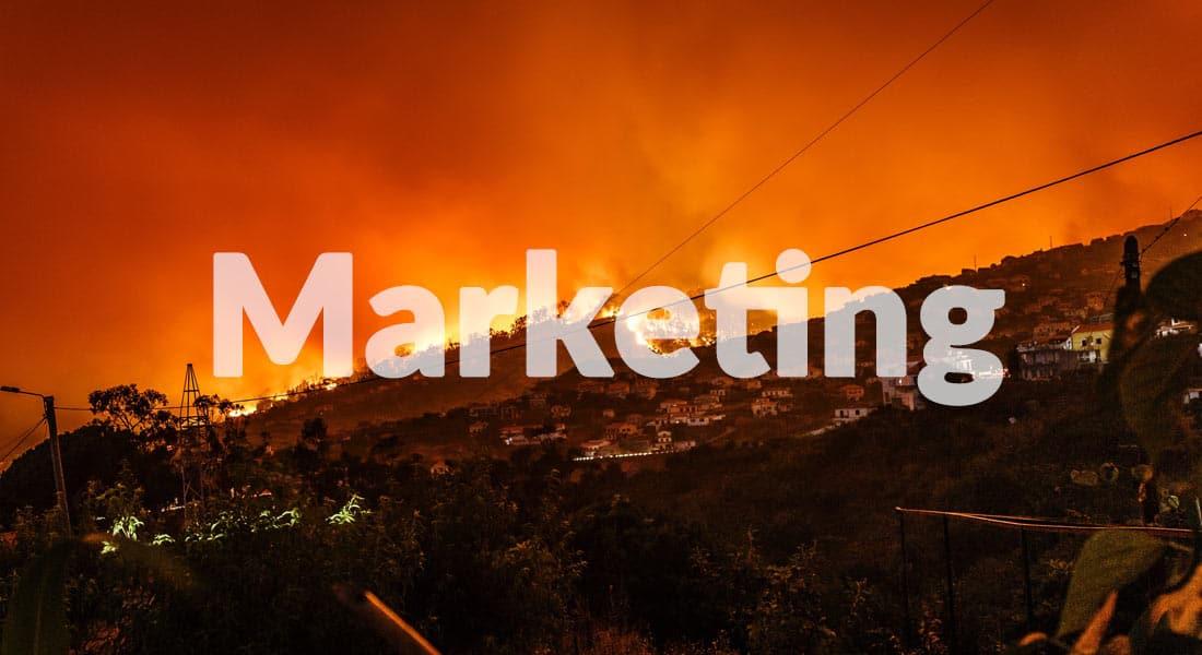 Gegen das Australische Buschfeuer – einen Australien geformten Dildo
