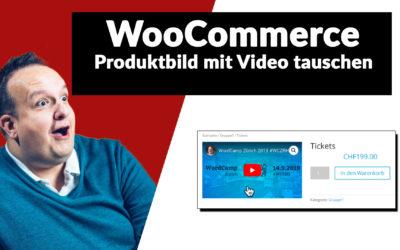 WooCommerce Produkt Bild mit einem Video austauschen 400x250 - Blog