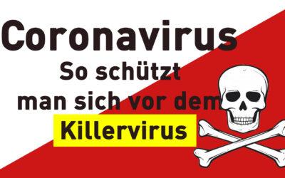 coronavirus so schützt man sich vor dem killervirus 400x250 - Blog