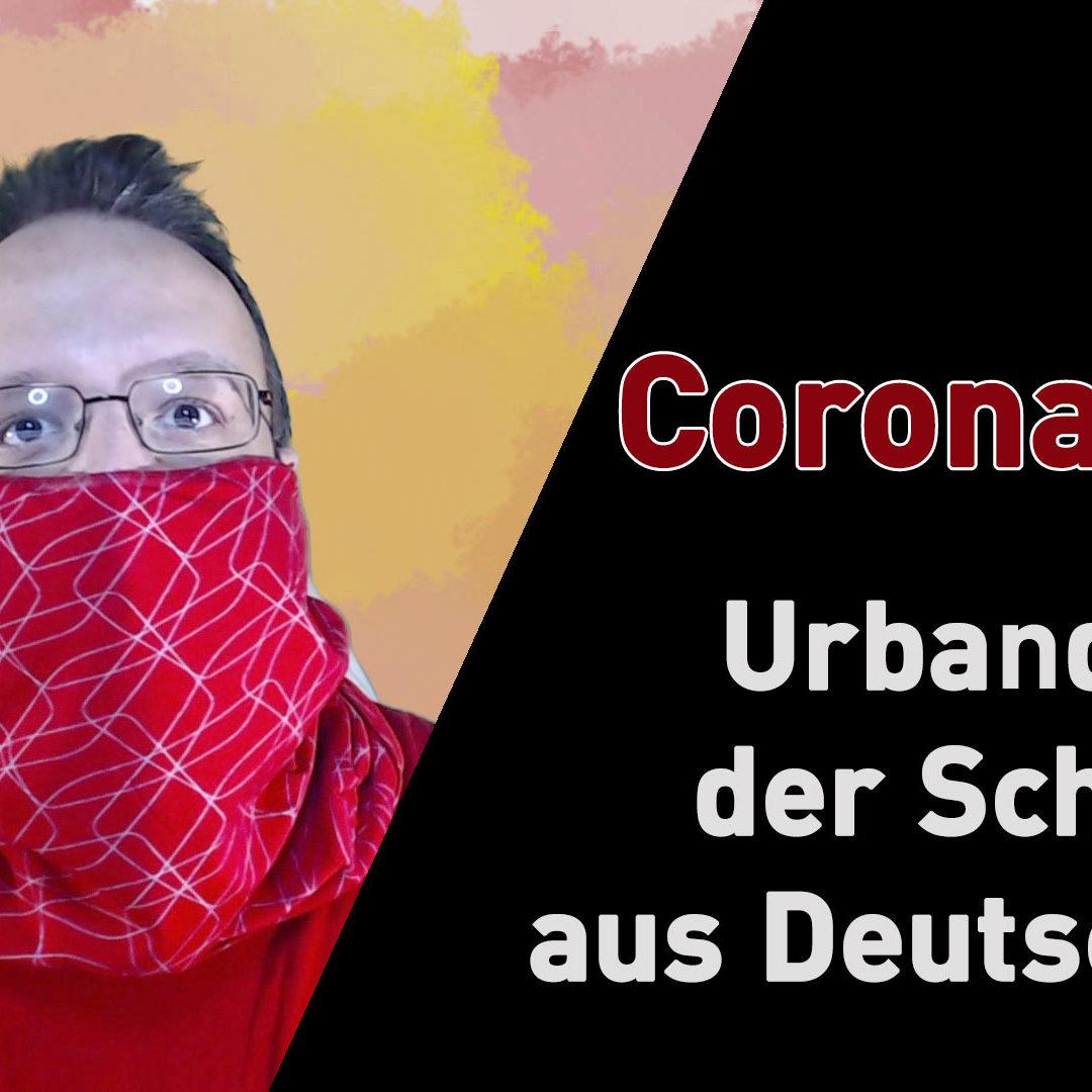 Coronavirus – Urbandoo die Schutzmaske aus Deutschland – Produkttest