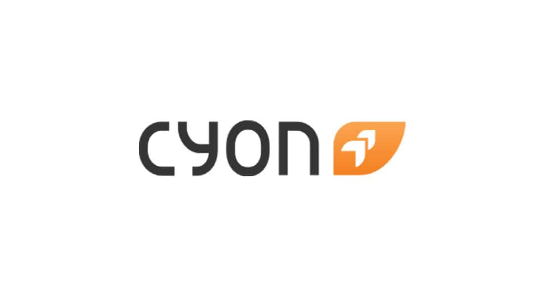 cyon logo hoster - Home