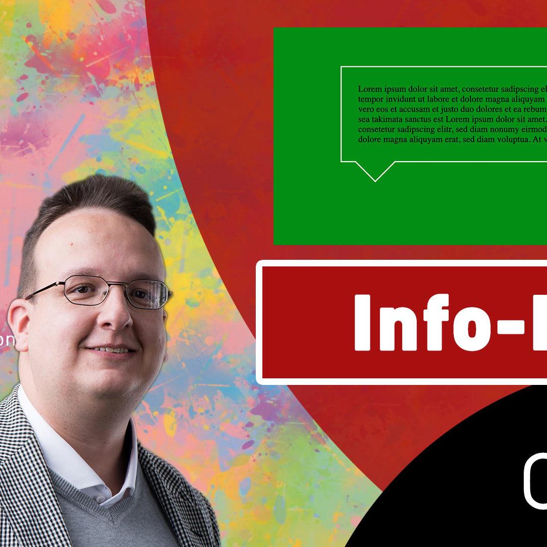 Wie erstellt man mit CSS eine Info-Box?  (Nur CSS und HTML) [Anleitung / Tutorial]