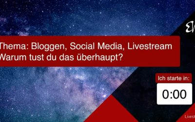 bloggen social media livestream warum tust du das ueberhaupt 400x250 - Blog