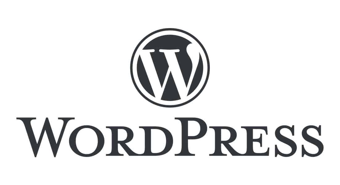wordpress logo - Home