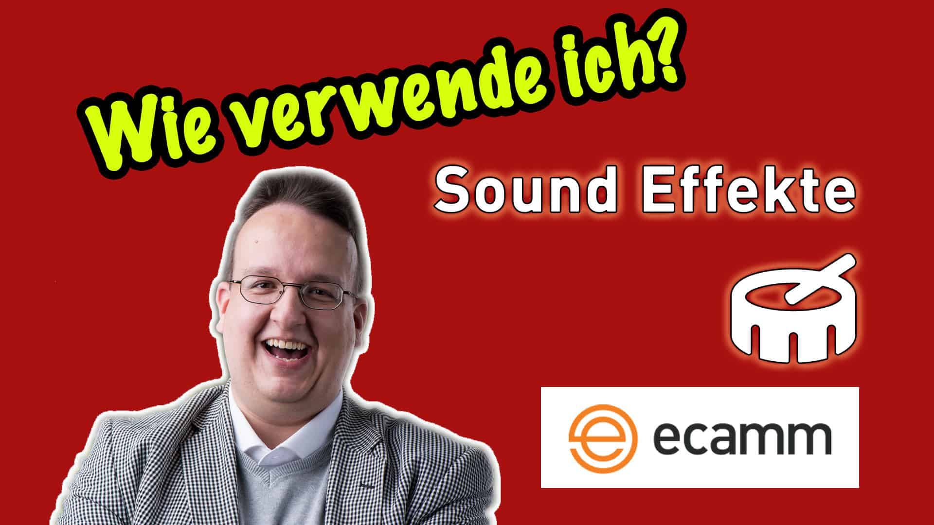 Ecamm Live: Wie verwende ich die Sound Effekte