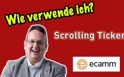 ecamm live wie verwende ich den scrolling ticker 400x250 - Blog