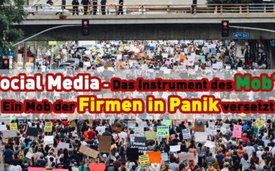 social media das instrument des mob ein mob der firmen in panik versetzt 400x250 - Blog