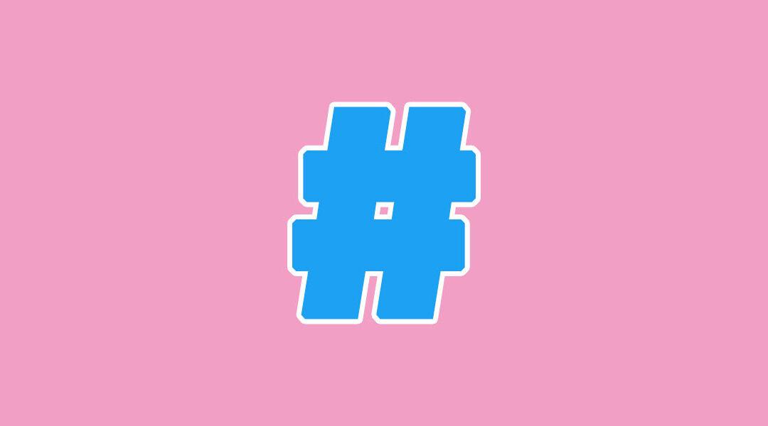 Facebook neue Hashtag Funktion – Aufgepasst