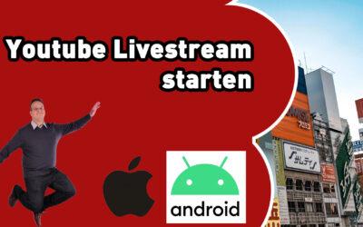 wie startet man ein youtube livestream mit dem handy smartphone 400x250 - Blog