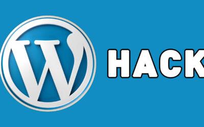wordpress hack 400x250 - Blog