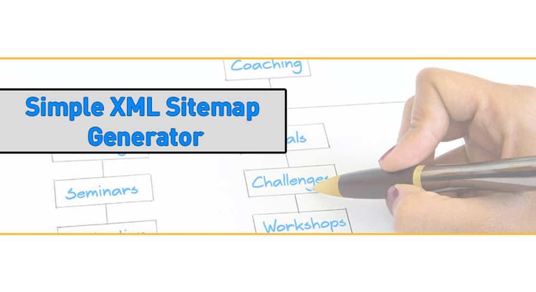 Simple XML Sitemap Generator wurde aktualisiert