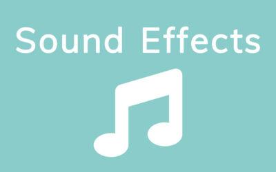 free sound effects 400x250 - Blog