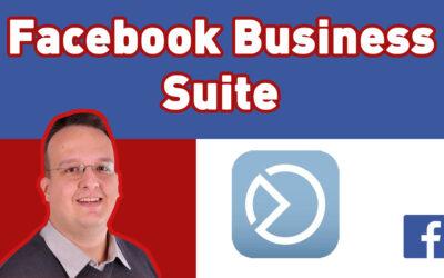 Facebook Business Suite kurz vorgestellt und erklärt