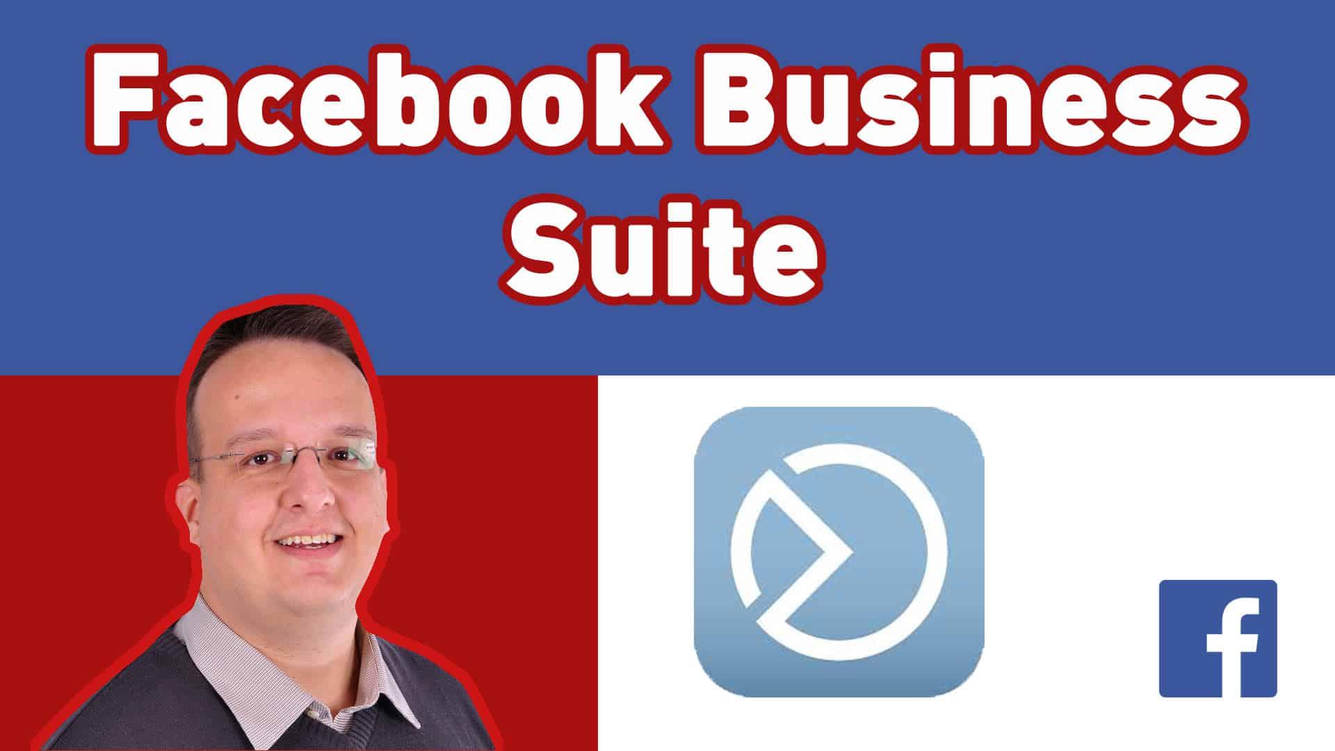 Facebook Business Suite kurz vorgestellt und erklärt - Home