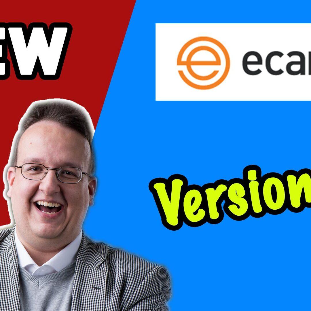 Die neue Ecamm Live 3.6 Version ist da