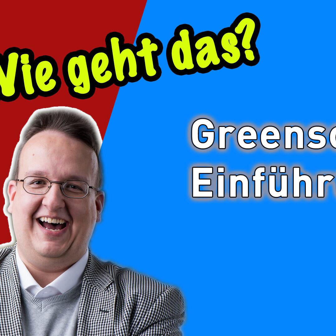 Ecamm Live: Wie verwendet man den Green Screen korrekt – eine Deutsche Anleitung