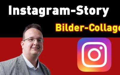 Instagram Storys: Wie erstellt man eine Collage