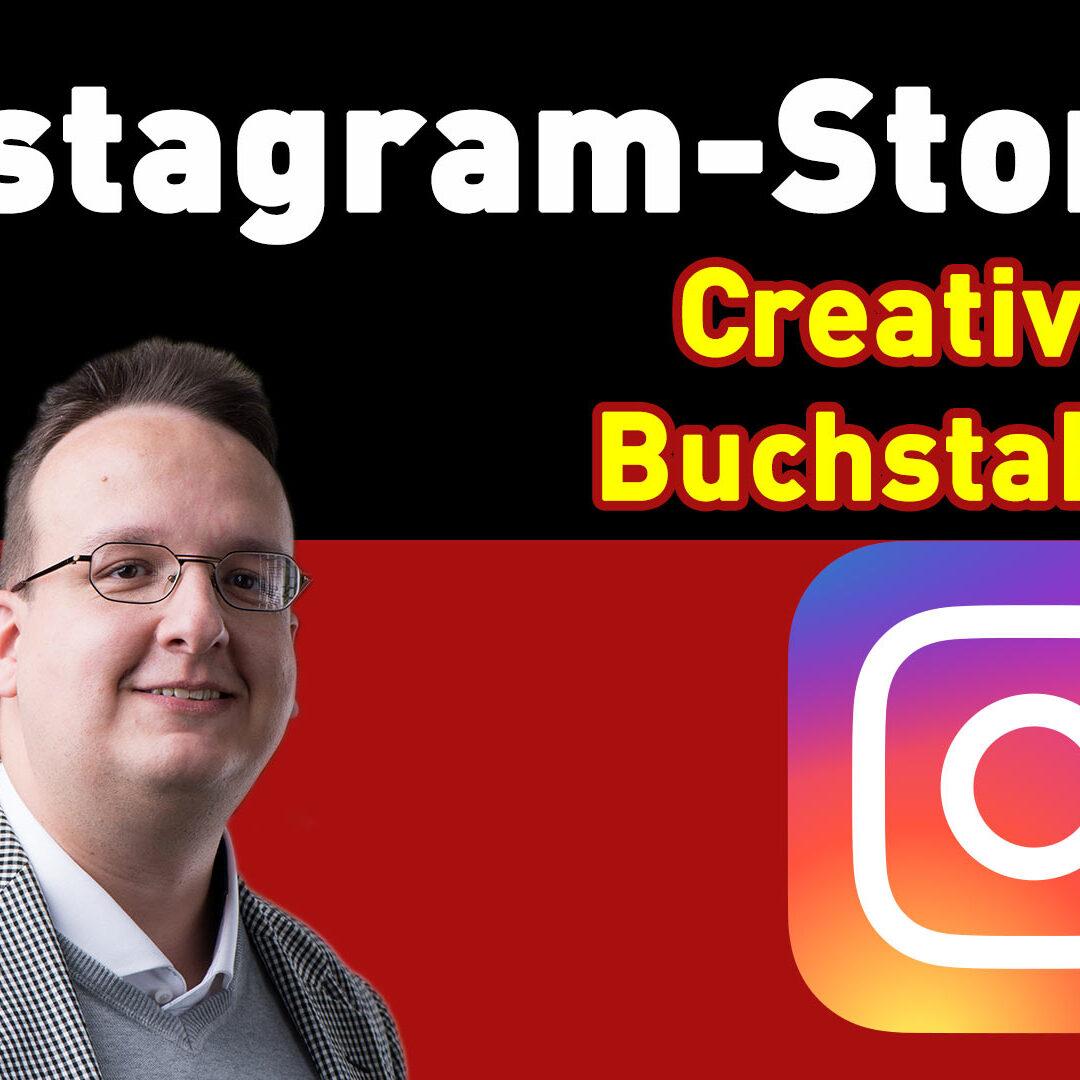 Instagram Story Hack / Trick – Farbige und Kreative Schrift