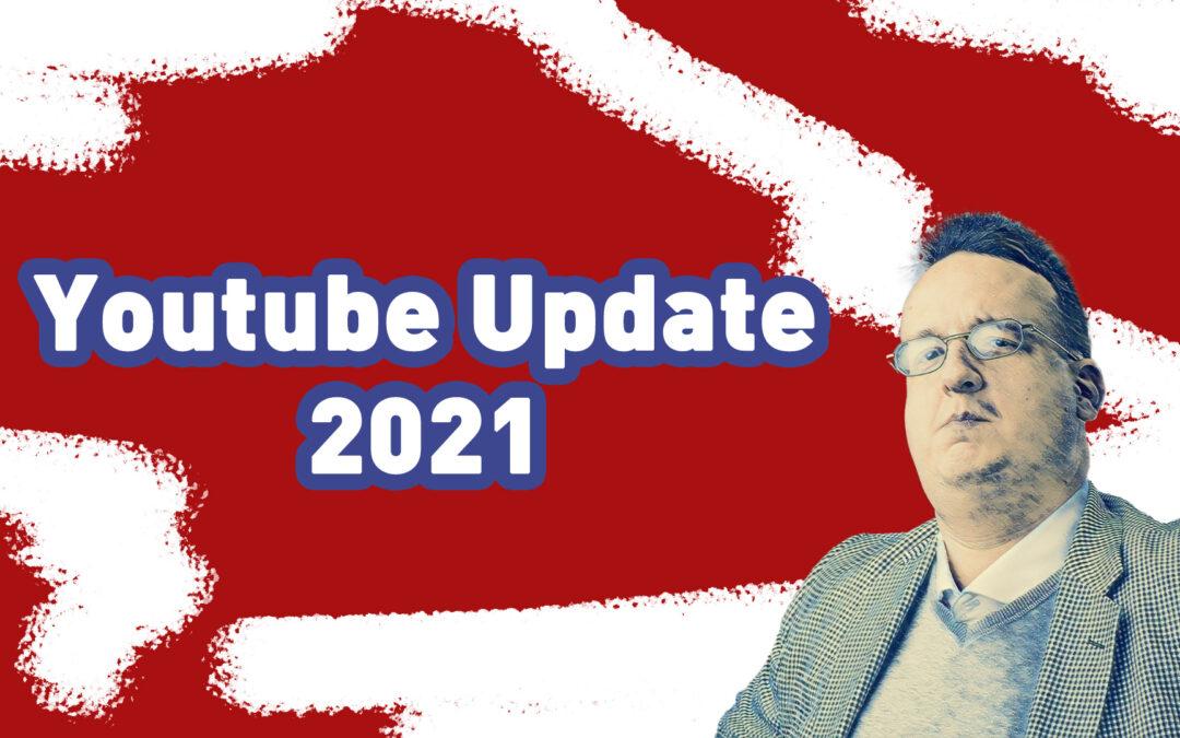 Youtube Werberegel Änderung 2021