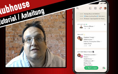 Clubhouse app tutorial anleitung deutsch 400x250 - Blog