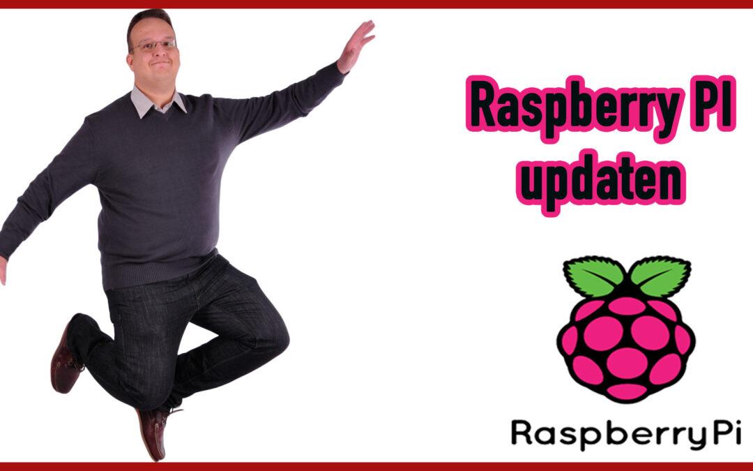 Den Raspberry Pi einfach und schnell updaten und aktualisieren