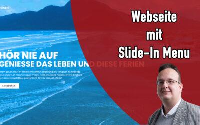 kreative webseite mit slide in menu 400x250 - Blog