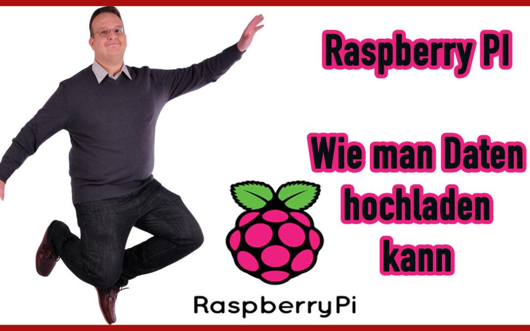 Raspberry Pi: Wie man Daten vom Mac / PC hochladen kann