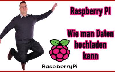 raspberry pi wie man daten hochladen kann 400x250 - Blog
