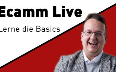 Ecamm Live Webinare