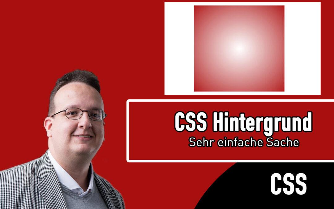Wie erstelle ich einen Hintergrund mit Farbverlauf (Nur CSS und HTML) [Anleitung / Tutorial]