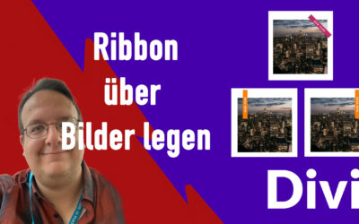 divi ribbon bilder legen 400x250 - Blog