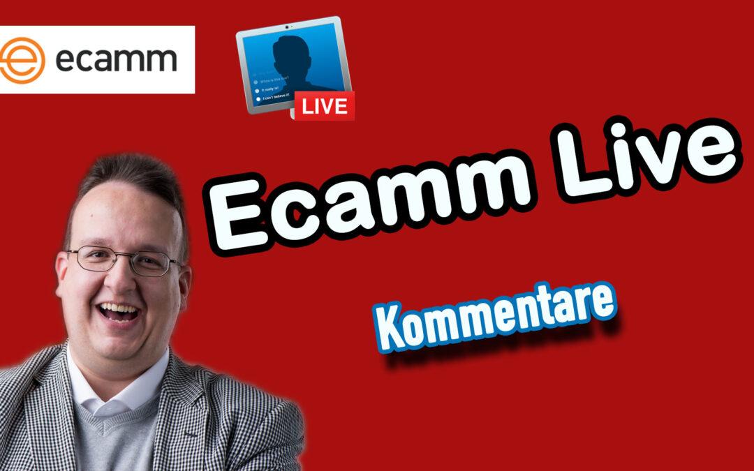 Ecamm Live 3.8: Die neue Kommentarfunktion erklärt [Anleitung Deutsch]