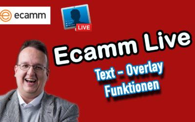 ecamm live text overlay 400x250 - Blog