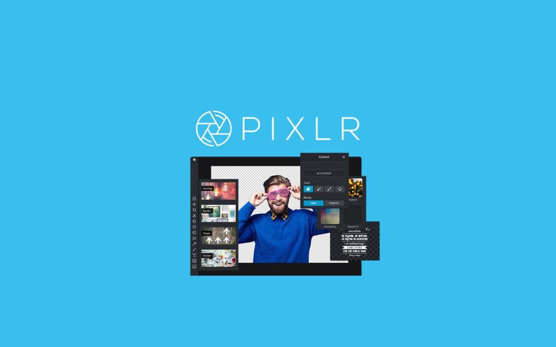 Pixlr – Lifetime Lizenz für Premium Plan
