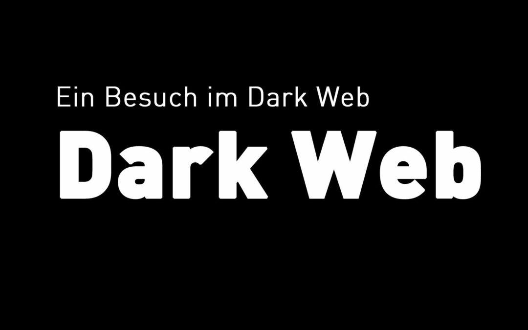 Mein erster Besuch im Dark Web / Tor / Darknet – ein kurzer Einblick in diese verruchte Welt