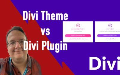 Was ist der Unterschied zwischen Divi Plugin und Divi Theme?