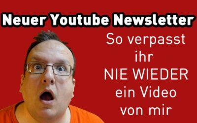 youtube newsletter nie wieder ein video von mir verpassen 400x250 - Blog
