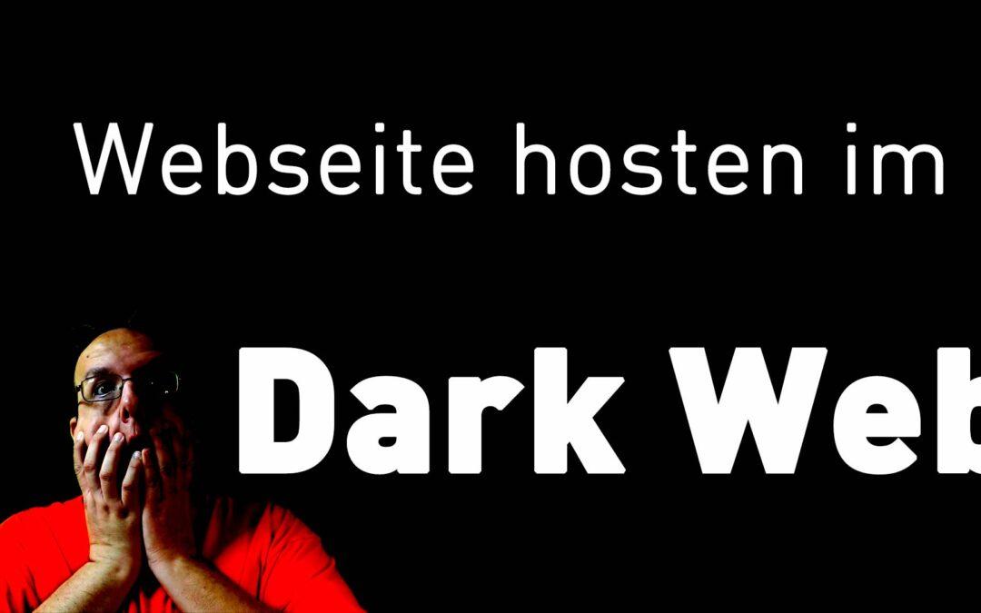 Eigene Webseite im Darkweb hosten mit Raspberry Pi