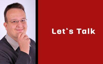 lets talk 400x250 - Blog