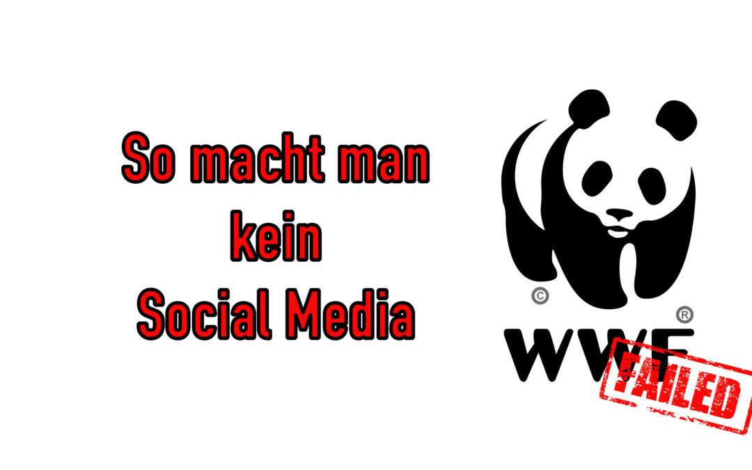 True Fruits – EDEKA und WWF – So geht Social Media (nicht)