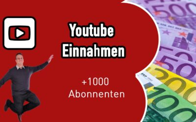 youtube einnahmen 400x250 - Blog