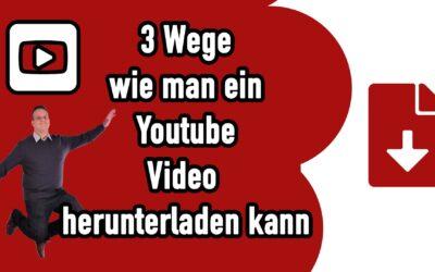 3 wege wie ma ein youtube video herunterladen kann 400x250 - Blog