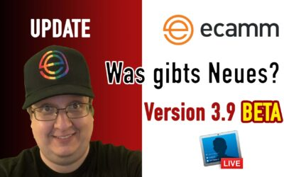 Ecamm Live 3.9 BETA 4 – Update – Features